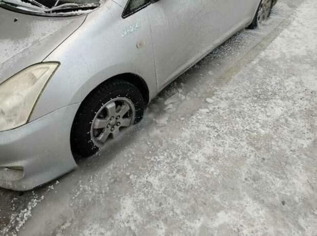 10 полезных советов для автовладельцев в зимнее время года.