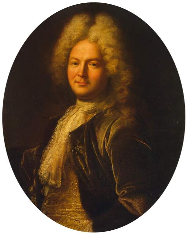 Андрей Артамонович Матвеев, отец Марии