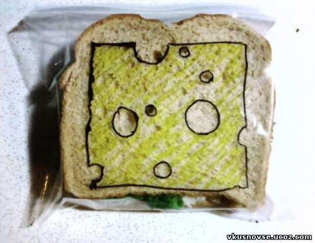 Бутербродное творчество