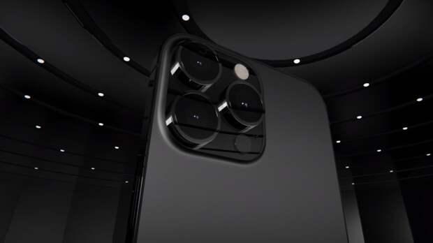 iPhone 13 может получить уменьшенный вырез под фронтальную камеру