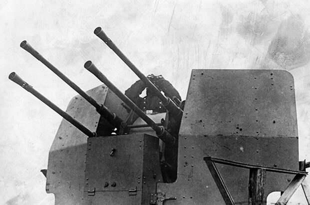 Немецкие ПВО.