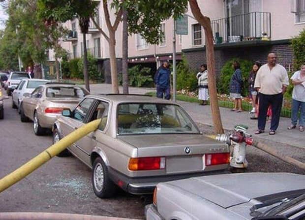 Опрос ЗР: кому можно дать право таранить автомобили-нарушители?