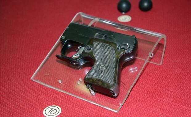 Стреляющий портсигар идругие: рейтинг необычных пистолетов для спецслужб