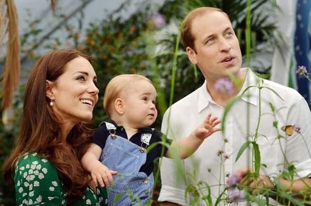 Принц Уильям и Кейт Миддлтон завели канал на Youtube