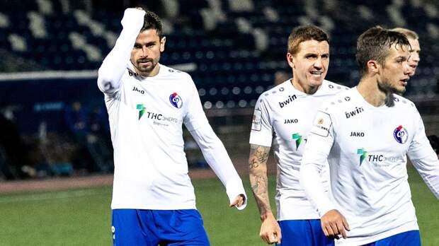 Пейчинович признан лучшим игроком «Факела» в сезоне-2020/21