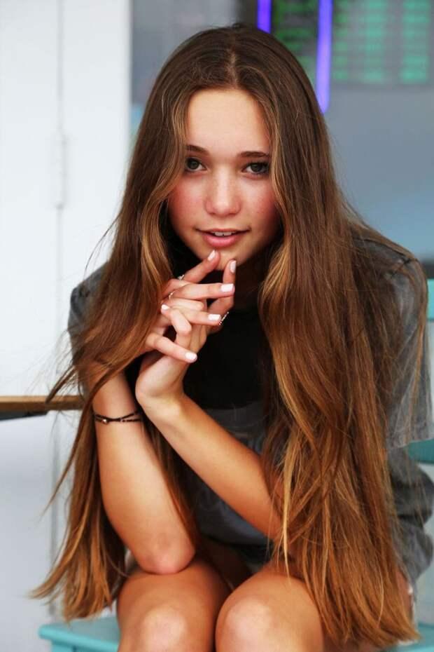 Красивые девушки из соц.сетей девушки, красота, фото