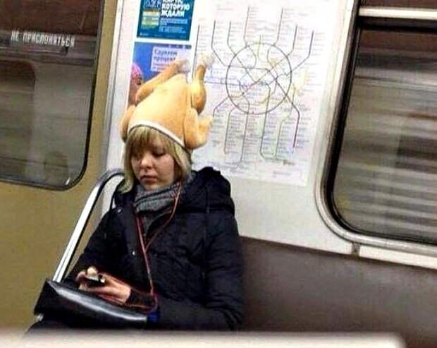 Исключительная шапка.