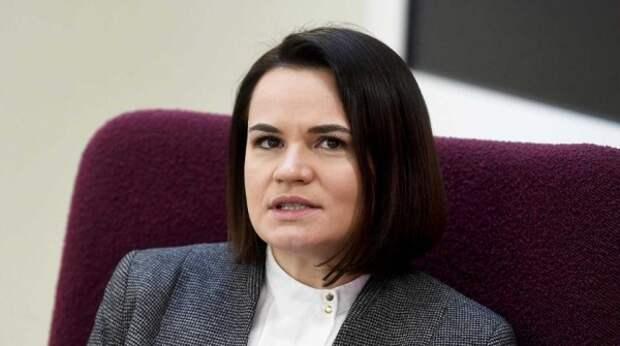 Тихановская готова устроить мирную революцию в Белоруссии