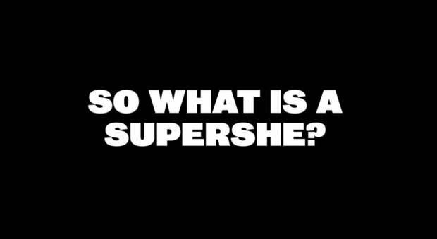 Новый дизайн для онлайн сообщества SuperShe