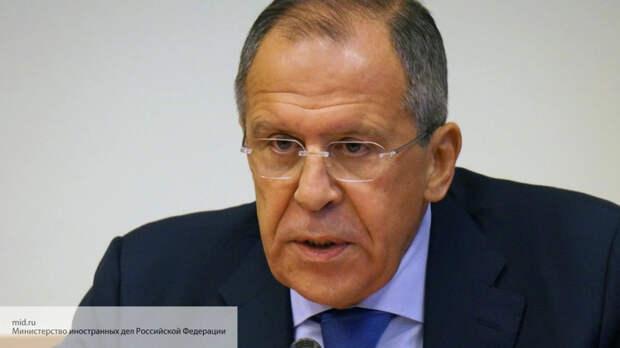 Parlamentni Listy: Сергей Лавров нанес неожиданный удар по Западу