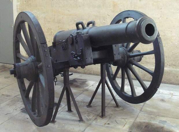 Артиллерия покорителя Европы