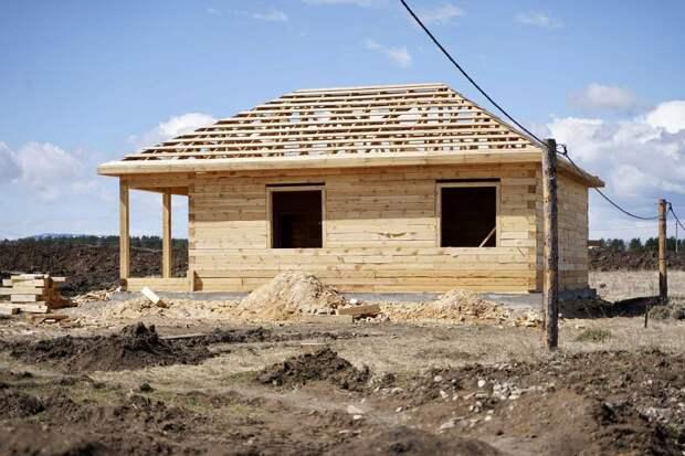 В микрорайоне Восточный в Нижнеудинске в этом году построят 12 индивидуальных домов