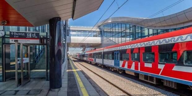 Собянин сделал бесплатными пересадки еще на 8 станциях метро и МЦД