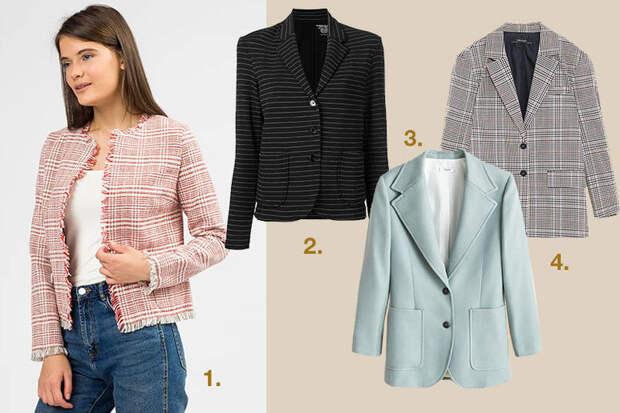 Как одеваются бизнес-леди: 7 вещей для 365 деловых образов