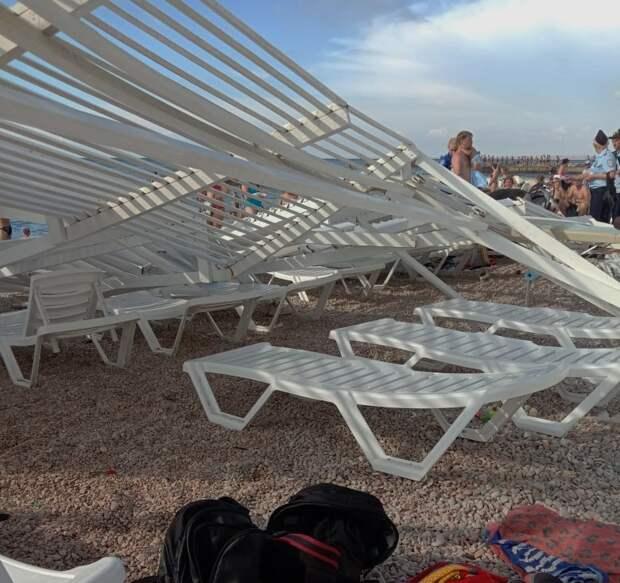 За опасный для посетителей пляж парка Победы отвечают «Парки и скверы»