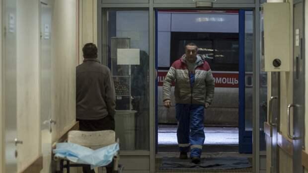Петербуржец попал в реанимацию после ночной поножовщины у бара