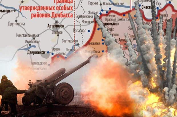 Донбасс: обстрелы всё чаще, ситуация снова обостряется