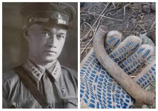 Журналисты нашли родственников погибшего на Кубани в годы ВОВ лётчика