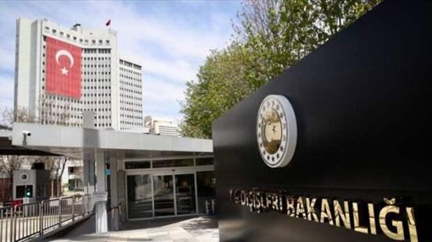 Турция разразилась заявлением в«защиту» крымских татар иоб«оккупации» Кавказа