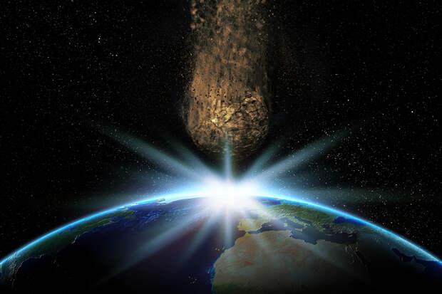 Астероид превышающий размеры пирамиды Хеопса приблизится к Земле