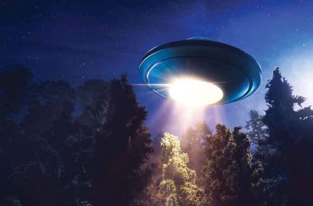 НЛО: 20 жутких историй про инопланетян