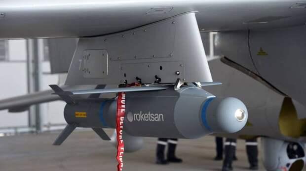 Авиабомба Roketsan MAM-T. Новое оружие для «Байрактаров»