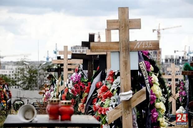 На городском кладбище Симферополя создали ещё два сектора для захоронений