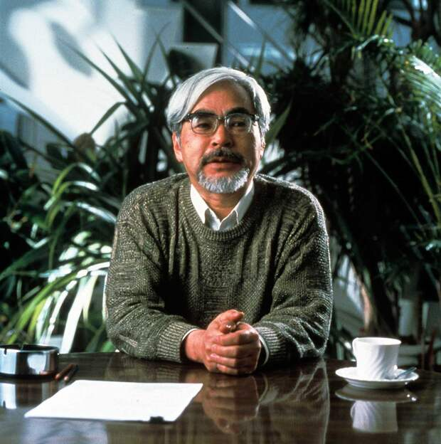 Хаяо Миядзаки исполнилось 80 лет