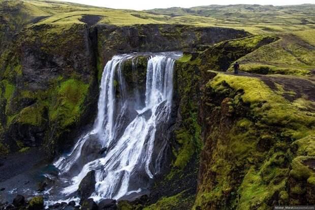 Из первых уст: вулканы Лаки, Исландия