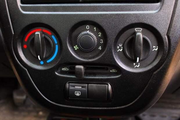 На работу кондиционера затрачивается дополнительное топливо. | Фото: autopark.pp.ua.