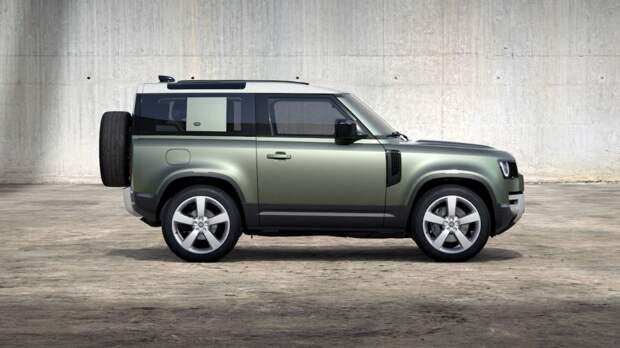 Land Rover объявил о разработке модели на водородном топливе