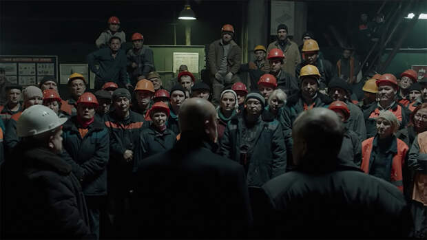 «Завод» Юрия Быкова: Кто сильнее, тот и прав