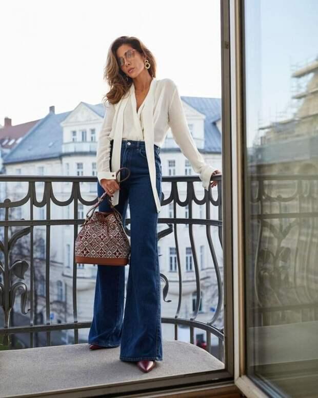 5 моделей джинсов, благодаря которым ваш образ будет идеальным