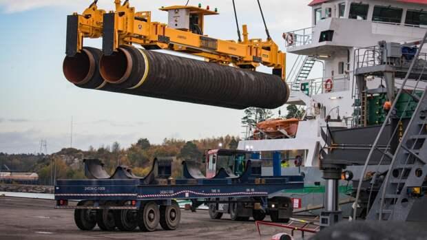 """Госдеп: США продолжат санкционную политику в отношении """"Северного потока — 2"""""""