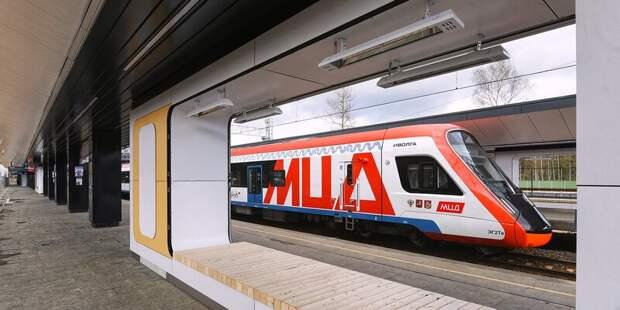 Электрички опоздали на Долгопрудную и Новодачную из-за сбитого поездом человека