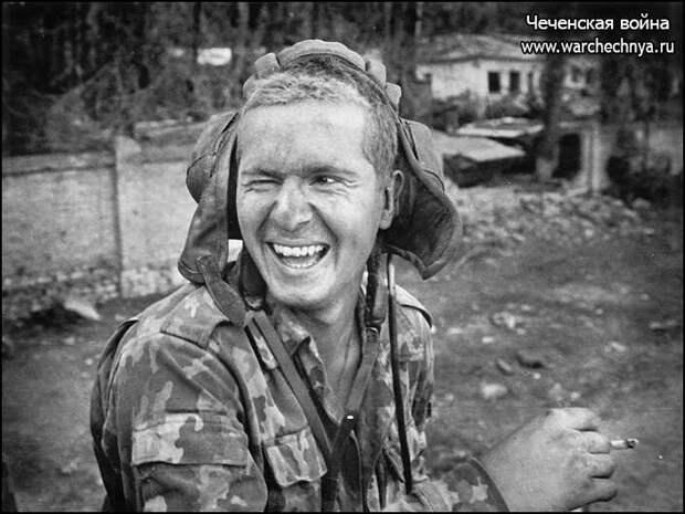 Вторая чеченская война. Чечня, 2000. Инспекция в горах