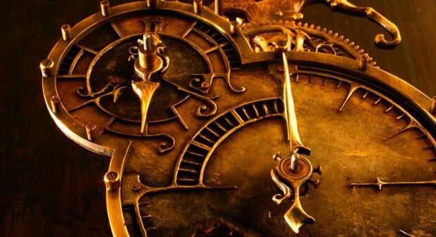 Непредсказуемые загадки парадоксов времени.