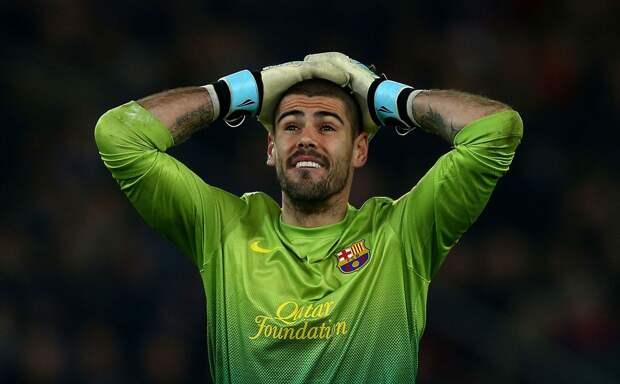 Лапорта хочет вернуть Вальдеса в «Барселону» на должность тренера вратарей