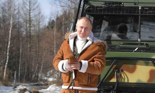 Путин рассказал о «дискомфорте» после прививки от COVID-19