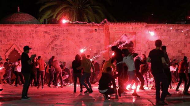 Ждет ли Ближний Восток большая война из-за эскалации в Иерусалиме
