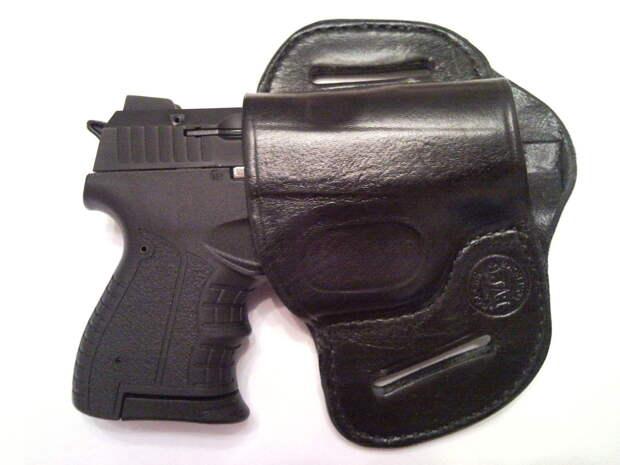 Травматический пистолет Shark: характеристика и предназначение