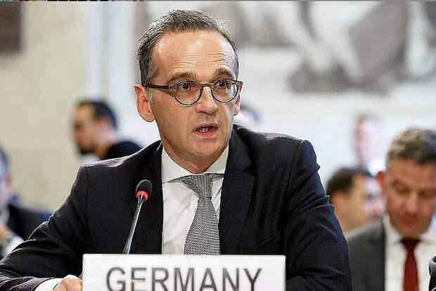 В МИД Германии заявили о готовности Евросоюза к диалогу с Россией