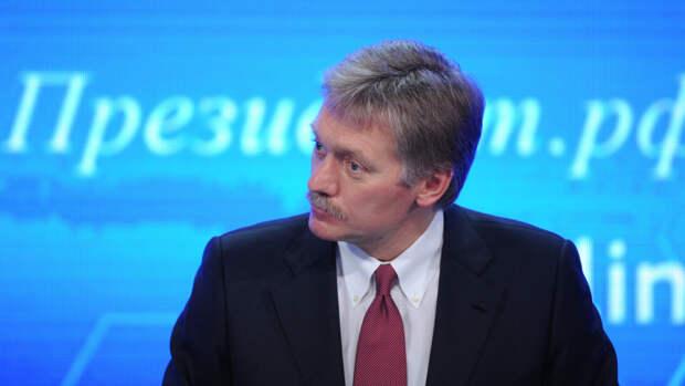 Песков рассказал, когда станет известно о встрече Путин и Байдена