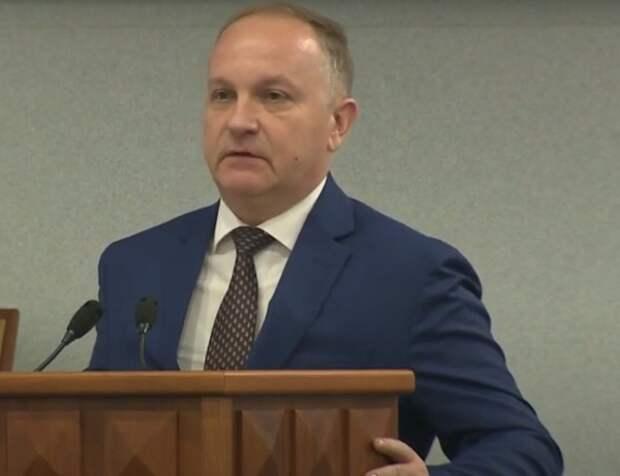 У экс-мэра Владивостока проводят обыски