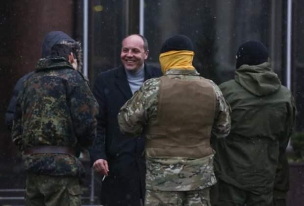 Грузинские снайперы с Майдана массово готовы давать показания! Их земляки стали загадочно погибать