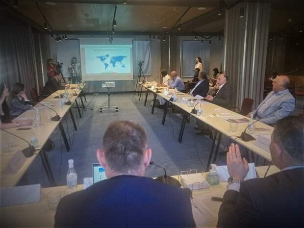 В Ереване стартовала Первая Российско-Армянская конференция о биоугрозах