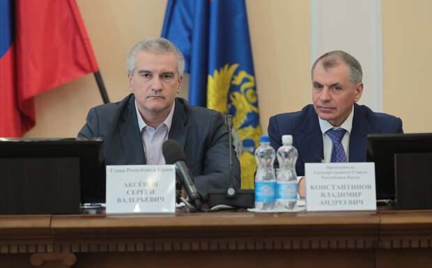 Власти Крыма на грани провала программы модернизации больниц