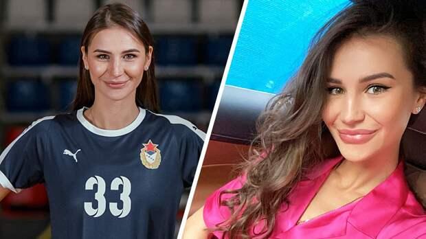 Самая красивая гандболистка России рисковала остаться инвалидом. Брюнетка модельной внешности Екатерина Ильина