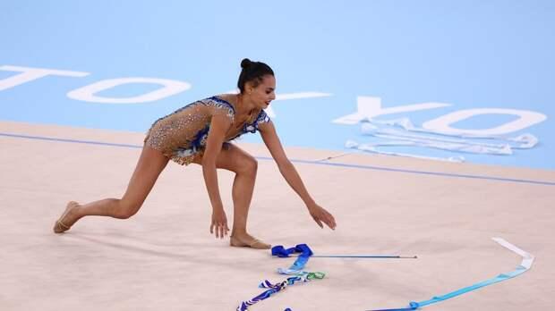 Израильская гимнастка Линой Ашрам ответила на прямой вопрос, как она относится к жалобам россиян на несправедливое судейство олимпийского турнира