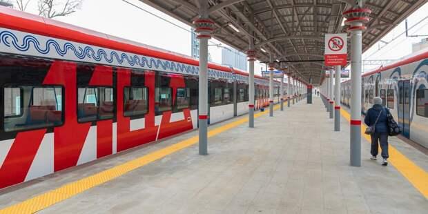 На станции «Окружная» переключат пути к новой платформе